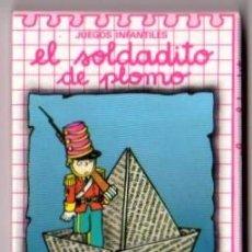 Barajas de cartas: BARAJA EL SOLDADITO DE PLOMO. JUEG ODE PAREJAS. Lote 95053763