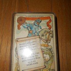 Barajas de cartas: BARAJA ARAGONESA FOURNIER, 1978. Lote 95220679