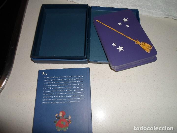 Barajas de cartas: BARAJA DE TAROT TAROT DE LAS BRUJAS - Foto 6 - 95267635