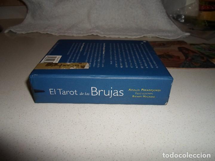Barajas de cartas: BARAJA DE TAROT TAROT DE LAS BRUJAS - Foto 7 - 95267635