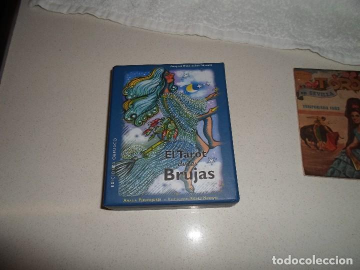 Barajas de cartas: BARAJA DE TAROT TAROT DE LAS BRUJAS - Foto 9 - 95267635