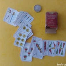 Barajas de cartas: BARAJA DE NAIPES LILIPUT. Lote 95315718