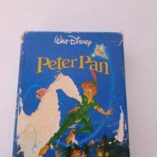 Barajas de cartas: BARAJA DE CARTAS DE PETER PAN (DISNEY), CARTAS FAMILIAS. NAIPES FOURNIER. Lote 95735603