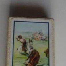 Barajas de cartas: BARAJA TAURINA, FOURNIER, 1951. ESTUCHE.. Lote 95811515