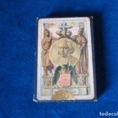Barajas de cartas: NAIPE HISTORICO IBERO AMERICANO EXPO DE SEVILLA Y BARCELONA 1929 COMPLETA Y MUY BUEN ESTADO . Lote 95878239