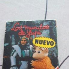 Barajas de cartas: BARAJA DE CARTAS LOS MUNDOS DE YUPI VITORIA TVE 1988 MARCA FOURNIER. Lote 96023572