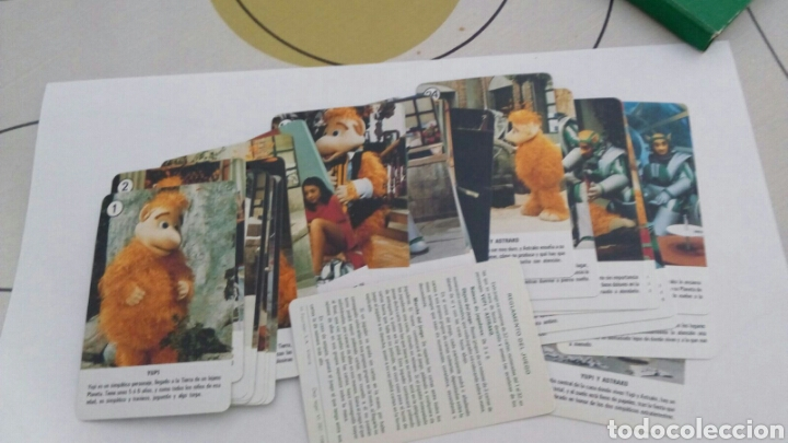 Barajas de cartas: BARAJA DE CARTAS LOS MUNDOS DE YUPI VITORIA TVE 1988 MARCA FOURNIER - Foto 3 - 96023572
