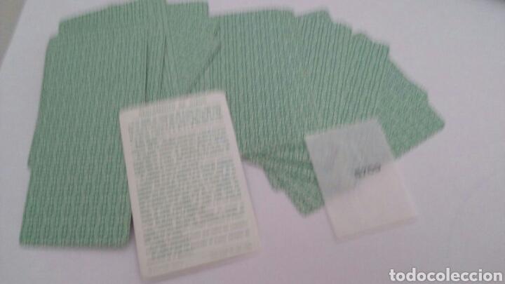 Barajas de cartas: BARAJA DE CARTAS FOURNIER NILS HOLGERSSONAÑO 1980 - Foto 4 - 96024032