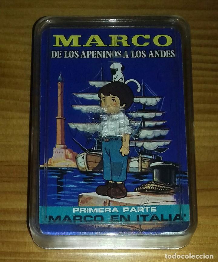 BARAJA DE CARTAS MARCO 1976 (Juguetes y Juegos - Cartas y Naipes - Barajas Infantiles)