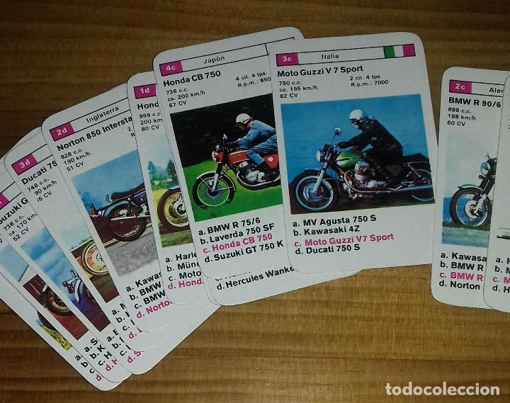 Barajas de cartas: Barajas de cartas Minicart Motos 1970 - Foto 3 - 96555583