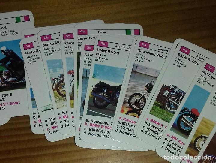 Barajas de cartas: Barajas de cartas Minicart Motos 1970 - Foto 4 - 96555583