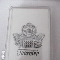 Barajas de cartas: BARAJA / NAIPES HERACLIO FOURNIER - Nº 27 , 48 + 2 COMODINES. Lote 96619935