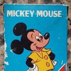 Barajas de cartas: MICKEY MOUSE. BARAJA INFANTIL, CARTAS AÑOS 80. Lote 96833503