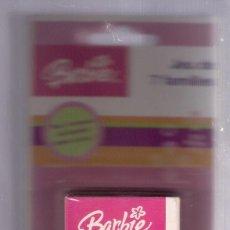 Barajas de cartas: -67720 BARAJA DE CARTAS BARBIE, JUEGO 7 FAMILIAS, MATTEL 2004, FRANCE CARTES. Lote 96934795