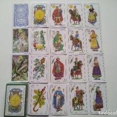 Barajas de cartas: BARAJA ASTURIANA. LA NUEVA ESPAÑA. FOURNIER ASTURIAS. Lote 122150194