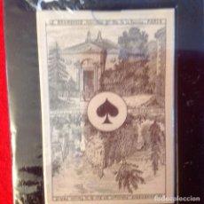 Barajas de cartas: REPRODUCCIÓN DE BARAJA FRANCESA, PARÍS, NUEVA, EN SU CAJA PRECINTADA.. Lote 97115931
