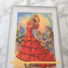 Barajas de cartas: -75836 BARAJA FLAMENCA, HERACLIO FOURNIER, POKER, PRECIOSAS PINTURAS, FOLKLORE ESPAÑOL. Lote 173813033