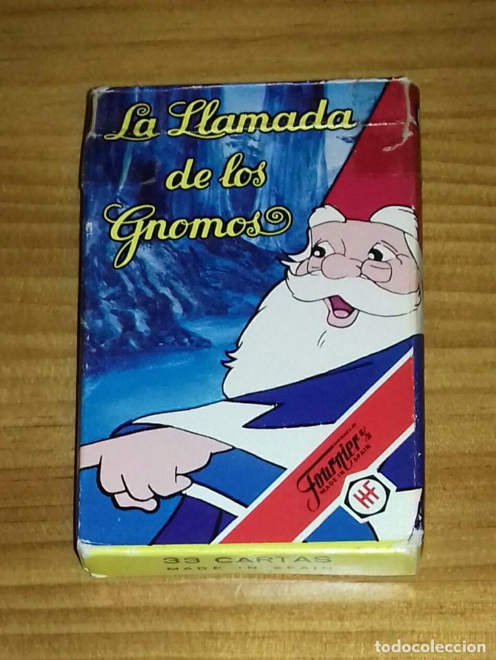 BARAJA DE CARTAS LA LLAMADA DE LOS GNOMOS (Juguetes y Juegos - Cartas y Naipes - Barajas Infantiles)