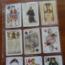 Barajas de cartas: FACSÍMILES DE CARTAS. Lote 97511611