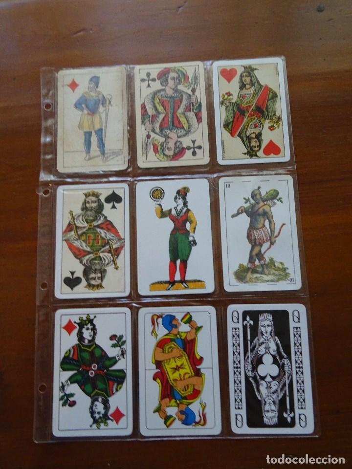 FACSÍMILES DE CARTAS (Juguetes y Juegos - Cartas y Naipes - Otras Barajas)
