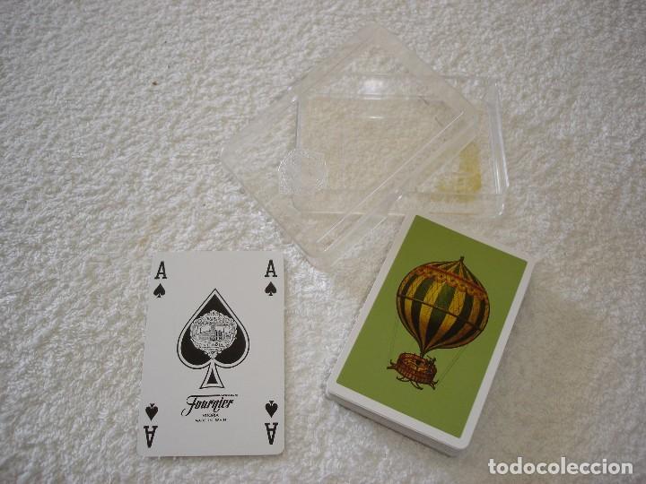 BARAJA CARTAS POKER, HERACLIO FOURNIER - SERIE GLOBOS (Juguetes y Juegos - Cartas y Naipes - Barajas de Póker)