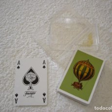 Barajas de cartas: BARAJA CARTAS POKER, HERACLIO FOURNIER - SERIE GLOBOS. Lote 97623071