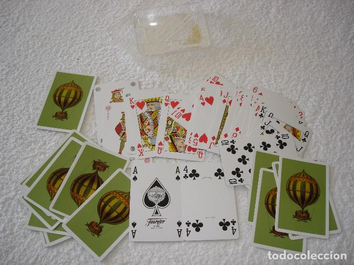 Barajas de cartas: BARAJA CARTAS POKER, HERACLIO FOURNIER - SERIE GLOBOS - Foto 2 - 97623071