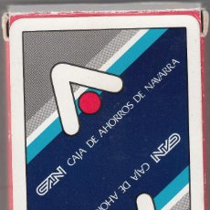 Baralhos de cartas: BARAJA DE LA CAJA DE AHORROS DE NAVARRA. Lote 97808823