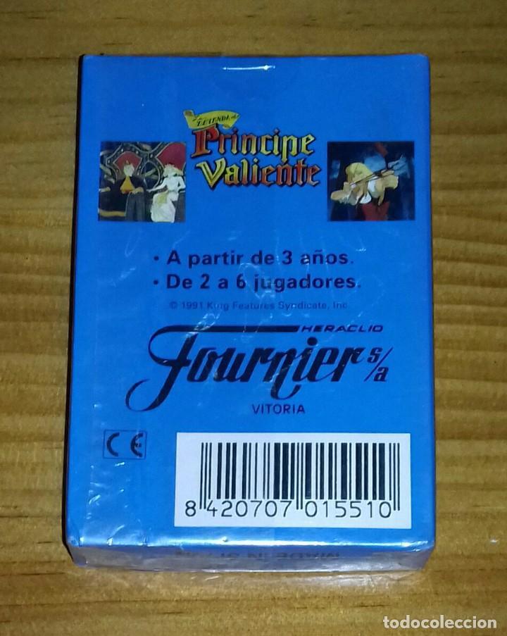 Barajas de cartas: Baraja de cartas La leyenda del Principe Valiente - Foto 2 - 97845475