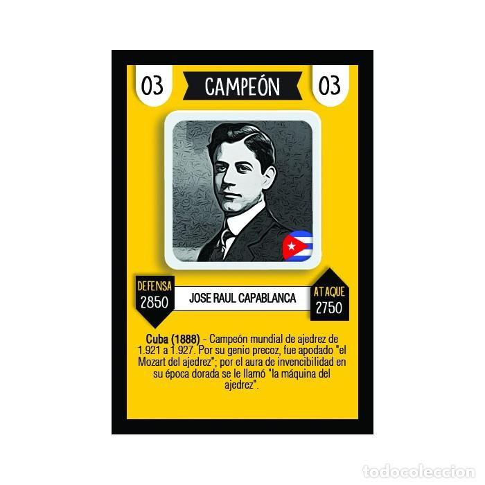 Barajas de cartas: Ajedrez. Chess. Cartas. Caissa Cards versión Classic - Foto 3 - 108021816
