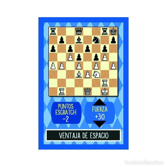 Barajas de cartas: Ajedrez. Chess. Cartas. Caissa Cards versión Classic - Foto 5 - 108021816