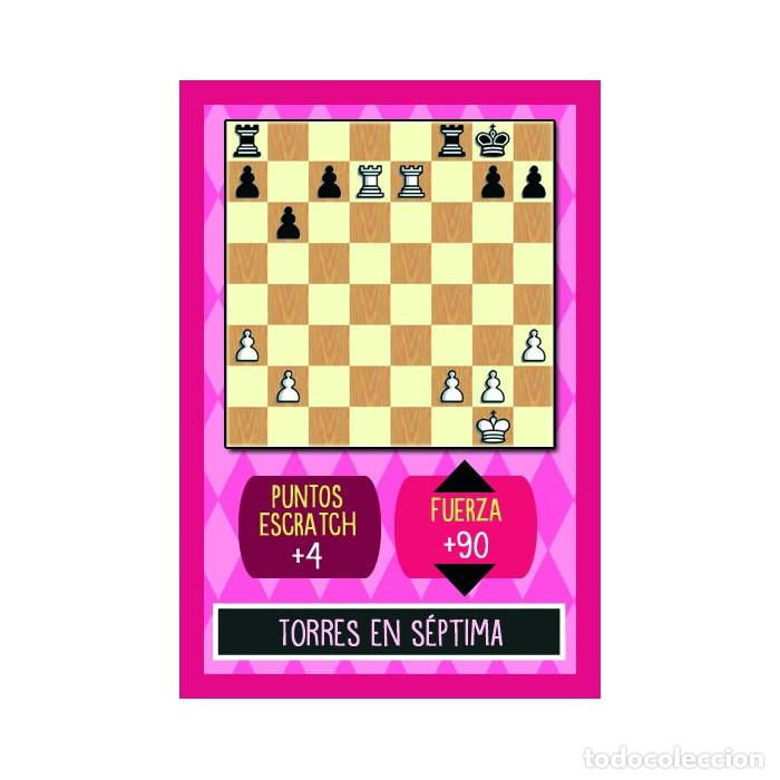 Barajas de cartas: Ajedrez. Chess. Cartas. Caissa Cards versión Classic - Foto 6 - 108021816