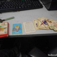 Barajas de cartas: BARAJA JUEGO PAREJAS EL PATO . Lote 98049455