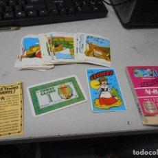 Barajas de cartas: BARAJA INFANTIL LA LECHERA SIN USO COMPLETO. Lote 98050315