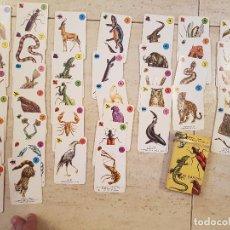 Barajas de cartas: BARAJA INFANTIL EL JUEGO DE LA NATURALEZA EDICIONES RECREATIVAS AÑOS 60 39 CARTAS JUEGOS INFANTILES. Lote 98128187