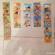 Barajas de cartas: BARAJA INFANTIL INCOMPLETA EL JUEGO DE LAS 7 FAMILIAS HERACLIO FOURNIER 30 CARTAS JUEGOS . Lote 98128431