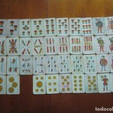 Barajas de cartas: BARAJA DE CARTAS ESPAÑOLA DE PEQUEÑO TAMAÑO (1980). Lote 98232631