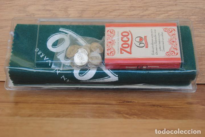 KIT DE MUS DEL GANADOR DEL CAMPEONATO PACHARAN ZOCO 60 ANIVERSARIO. (Juguetes y Juegos - Cartas y Naipes - Otras Barajas)