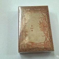 Barajas de cartas: JUEGO LOTTO OLLANDESE-ITALIA-SIGLO XVIII-1800-FACSIMIL-PRECINTADA-N. Lote 98568767