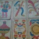 Barajas de cartas: BARAJA ESPAÑOLA ANTIGUA,GRIMAUD PARÍS, MUY ANTIGUA,COMPLETA,PP SIGLO XX. Lote 98658608