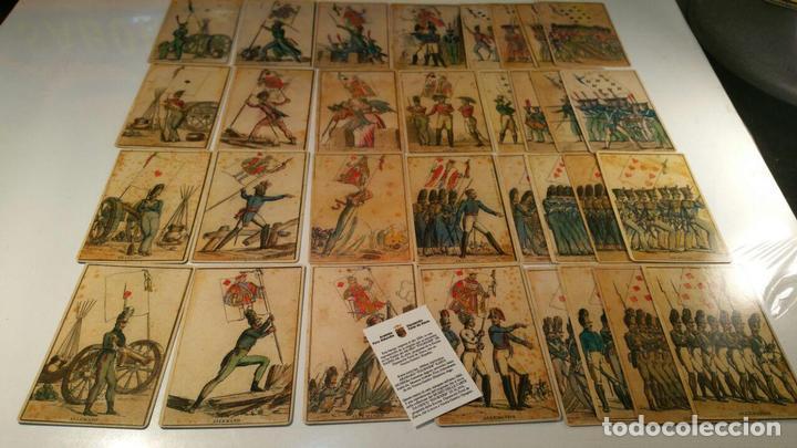 BARAJA DE LAS BANDERAS - FRANCIA, SIGLO XIX 1814 - NUEVA - CERTIFICADO COLECCION FOURNIER (Juguetes y Juegos - Cartas y Naipes - Otras Barajas)
