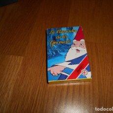 Barajas de cartas: BARAJA DE CARTAS DE HERACLIO FOURNIER DE LA LLAMADA DE LOS GNOMOS. DEL AÑO 1987. Lote 175509429