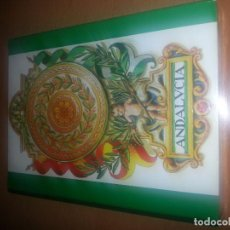 Barajas de cartas: BARAJA ESPAÑOLA ANDALUCIA DE HERACLIO FOURNIER EDITADA POR BAJA ANDALUCIA. TOTALMENTE PRECINTADA.. Lote 138000832