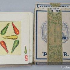 Barajas de cartas: BARAJA POKER ESPAÑOL 20. NAIPES HERACLIO FOURNIER. 54 CARTAS. Lote 99711727