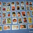 Barajas de cartas: 37 CROMOS / CARTAS / BARAJA - AÑO 60/70 - SON PARECIDAS A TELE BANCO CANCIÓN - ¡MIRA!. Lote 99789003