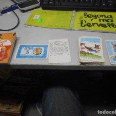 Barajas de cartas: BARAJA NEGSA CAPERUCITA ROJA COMPLETA. Lote 99843279
