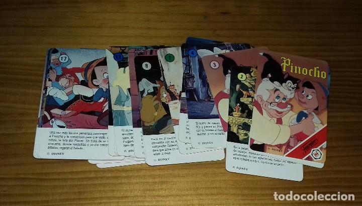 Barajas de cartas: Baraja de cartas Pinocho - Foto 3 - 99943483