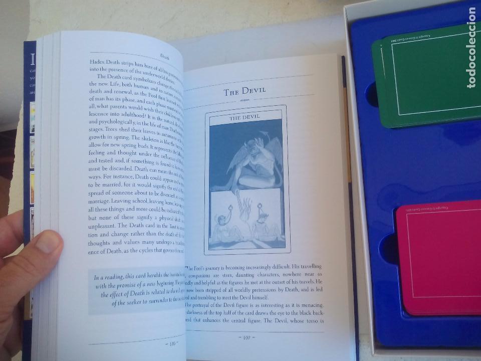 Barajas de cartas: Complete Tarot Pack. Juliet Sharman-Buke's. Pack. Libro + dos barajas. Baraja My tarot y The Sharman - Foto 2 - 100170875