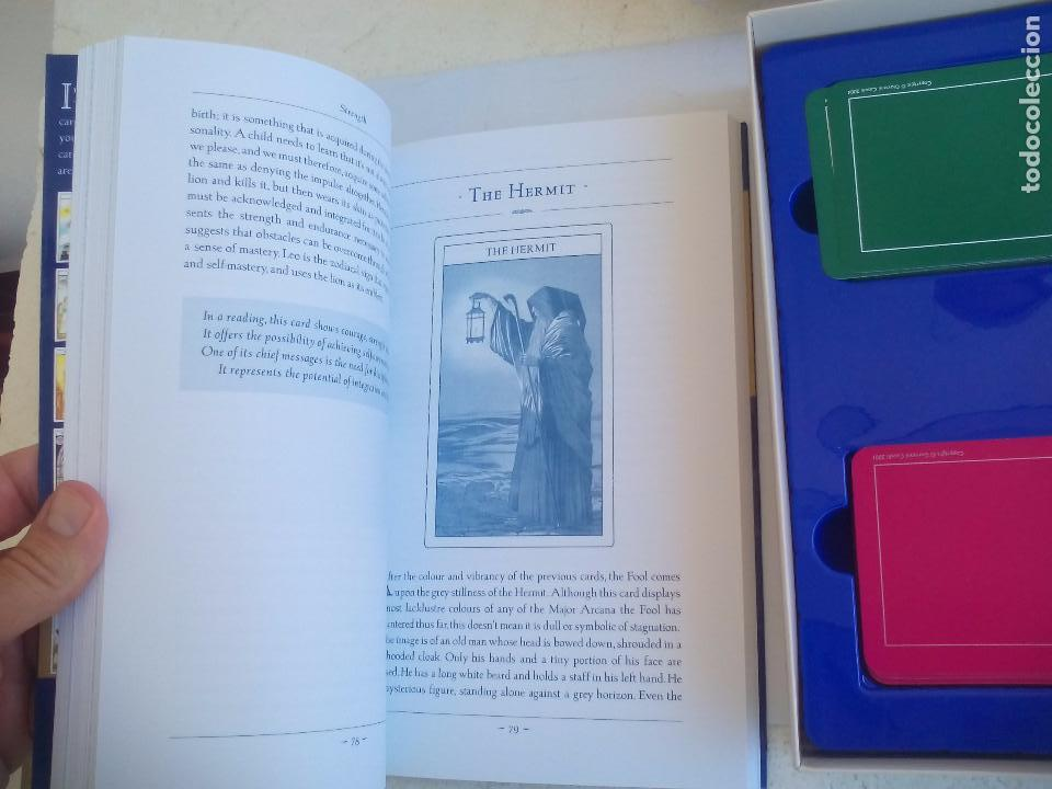 Barajas de cartas: Complete Tarot Pack. Juliet Sharman-Buke's. Pack. Libro + dos barajas. Baraja My tarot y The Sharman - Foto 3 - 100170875