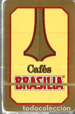 Barajas de cartas: BARAJA NAIPES COMAS ( CAFES BRASILIA ) - Foto 2 - 100312427